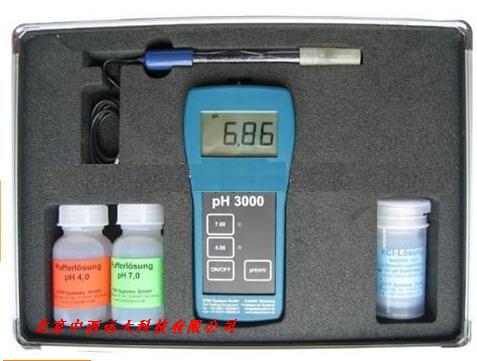 德国便携式土壤PH酸碱度计BP02-PH3000