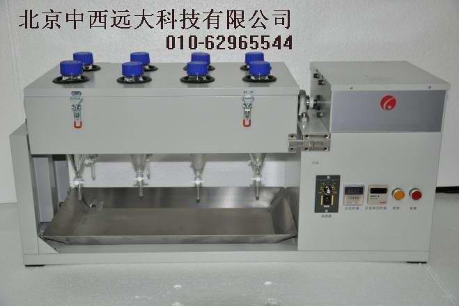 分液漏斗振荡萃取器(GXC1000*4)TH10-FYC-1000*4