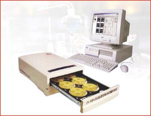 多功能微生物自动测量分析仪(又名抑菌圈测量分析仪(中国)(不含微机打印机,含工作站,主机)BX25ZY-300IV