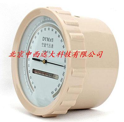 气压计/空盒气压表(平原型800-1060Hpa)XE64DYM3