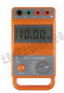 数字绝缘电阻表HNL1-KD2671A