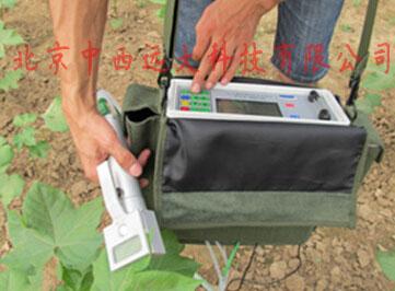 植物光合作用测定仪(中西器材)MC12/ZX-1020