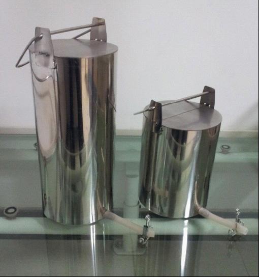 不鏽鋼采水器/不鏽鋼分層采水器/不鏽鋼定深采水器 3升BPL8-WB-SS