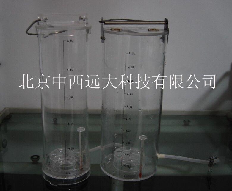 5000ml有機玻璃采水器M280648