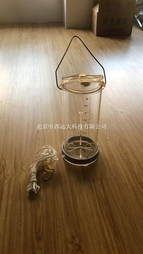 2500ml有機玻璃采水器M280647
