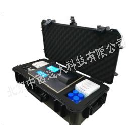 防水應急水質速測箱/多參數防水應急水質速測箱 SH500-SC-2Y