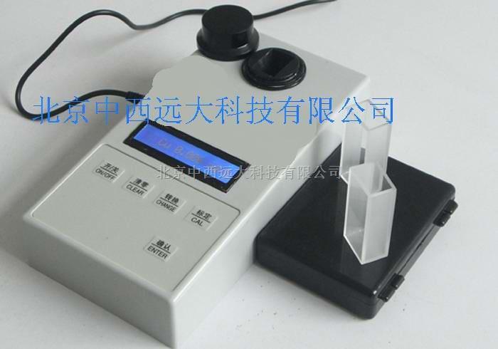 XH80-XH-CL2型餘氯儀