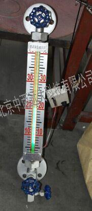 石英管式雙色水位計(中西器材)402615