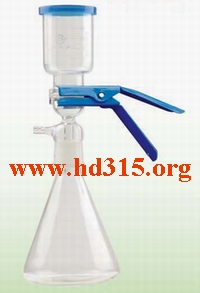 全玻璃微孔濾膜過濾器(中西器材JBLAA-1000