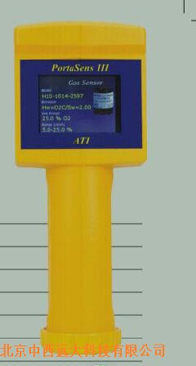 美国ATI 便携式气体检测仪-氢气传感器PortaSens III/D16