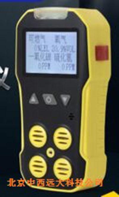 便攜式二合一氣體檢測儀(H2S CH4)BS12-BH-4