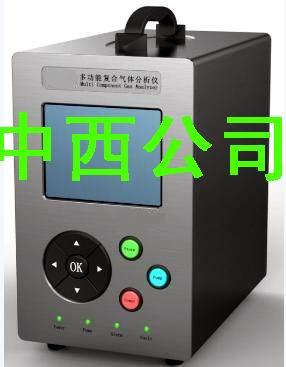 在線便攜式兩用氣體檢測儀/多功能複合氣體分析儀/臭氧檢測儀(500ppm)ZSK11/GT2000-O3