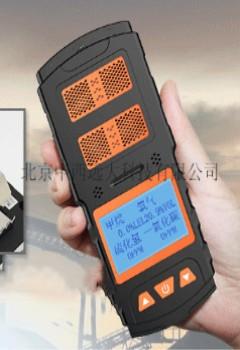 三合一氣體檢測報警儀/複合氣體檢測儀 /有煤安證 氧氣一氧化碳 二氧化碳BJYX-CD4