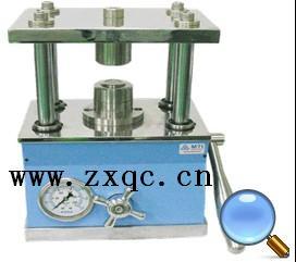 小型液壓紐扣電池封裝機SK37-MSK-110