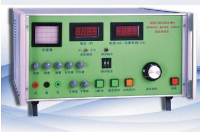 晶闸管伏安特性、触发特性、关断时间综合测试仪BJ124-DBC-021/031/091