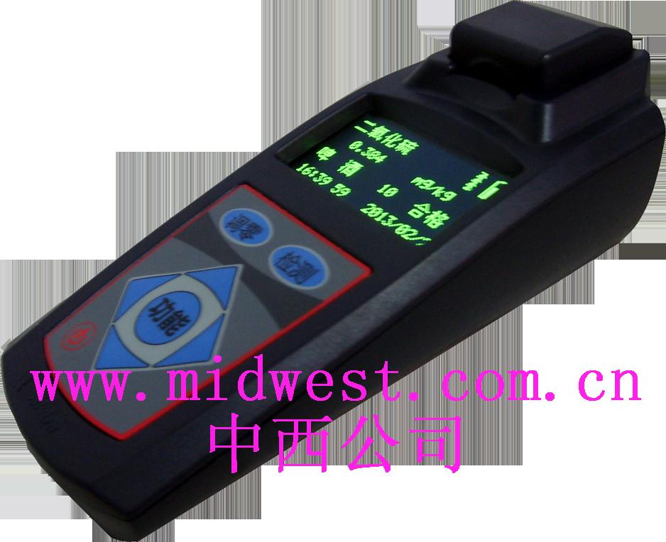 手持式农药残留快速检测仪SD11/KJ601-NC