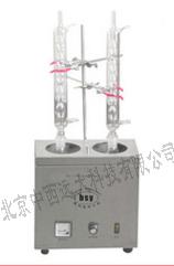 皂化值测定仪/石油检测仪器 中西器材M220513/SBT20-ZD-650/STB20-BSY-124
