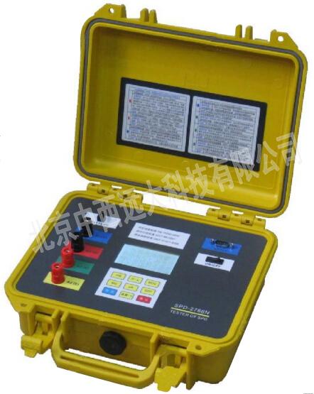 电涌保护器安全巡检仪BH49-SPD-2766N