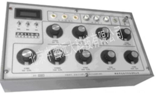 绝缘电阻表检定装置(中西器材)M375618-ZX119-8