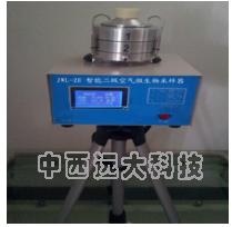 撞击式空气微生物采样器/智能二级筛孔撞击式空气微生物采样器KH055-JWL-2E