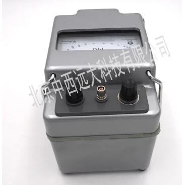 摇表/兆欧表/绝缘电阻表(500MΩ 500V)CN69-ZC-7