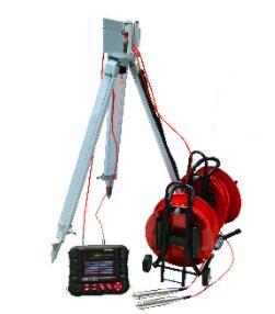 非金属超声仪/自动测桩仪 中西器材 型号:MST6-ZT805/M326499