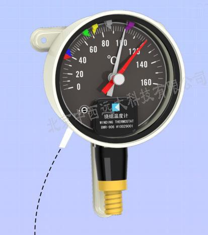 绕组温度计 型号:BR06-BWR-906HX  库号:M407222