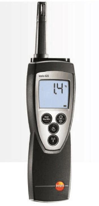 烟道湿度仪(含延长手柄1M) 型号:TESTO-625  库号:M389501