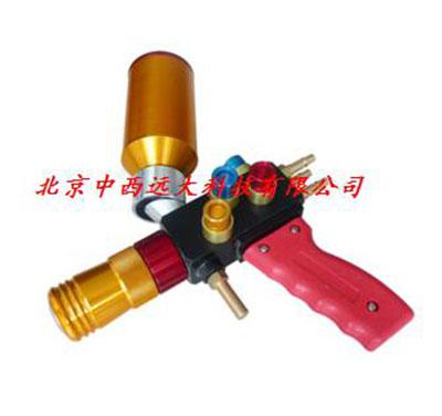 亚音速火焰喷涂枪/塑料粉末喷涂设备(中西器材) 型号:TY01-YS-9000  库号:M308629