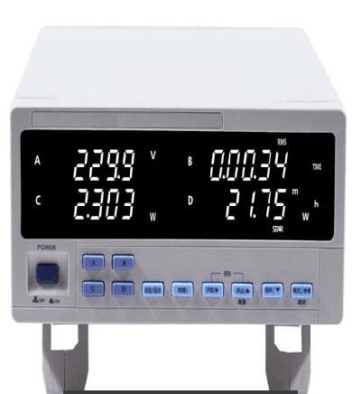 电参数测量仪(交直流电能量型) KF03-9802  库号:M389260
