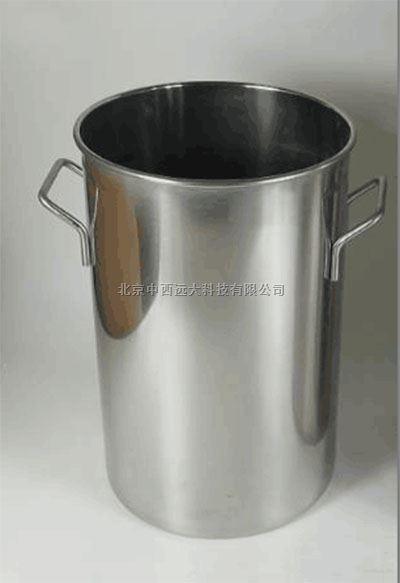不锈钢采样桶  型号:TW12-D20H40