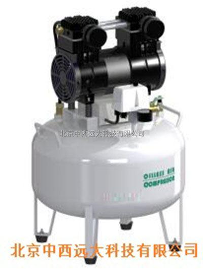 仪器专用无油空压机 型号:ZXYD-850
