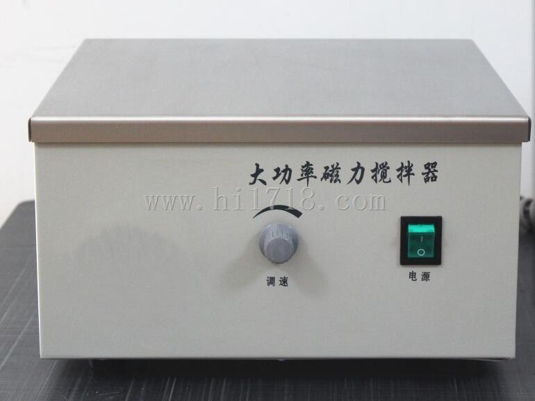 大功率磁力搅拌器 型号:CLJB-DJ-1