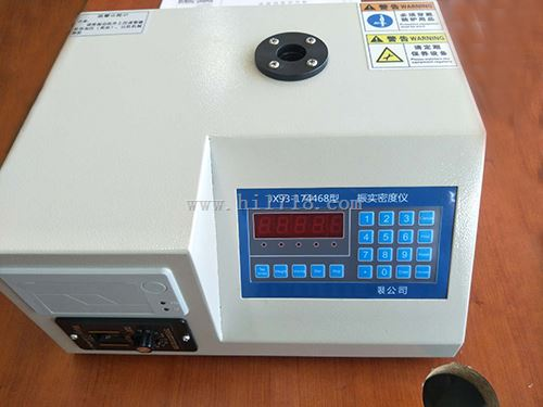 振实密度仪(中西器材) 型号:JX93-174468