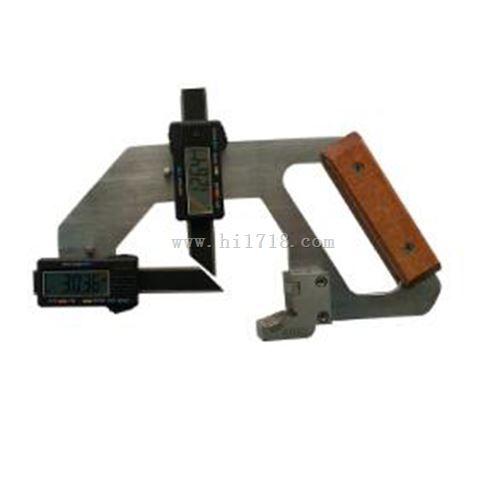 数显式钢轨磨耗测量仪 型号:LN12-GMC-60