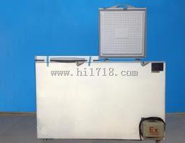 防爆冰柜 型号:ZXHD/BL-300/ws