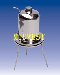 不锈钢桶式正压过滤器 型号:GT011-2500ML