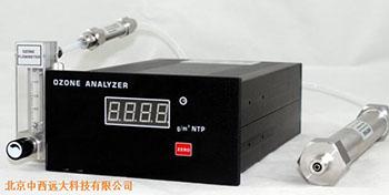 嵌入式(台式)臭氧浓度检测仪 型号:FP03-UV-2100