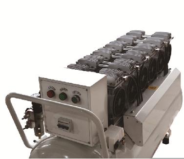 无油空气压缩机 型号:BD73-TYW-8A