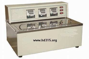 三孔恒温水浴锅 型号:HLD-HS-800D