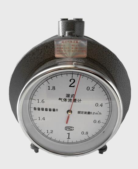 湿式气体流量计(防腐2L不锈钢) 型号:ZX3M/LMF-1