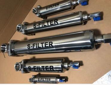 索菲特蒸汽精密过滤器型号:AS51-SS-40F-240S