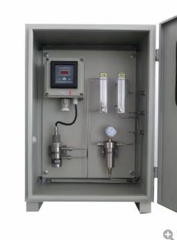 防爆天然气水分测量仪 型号:VB36-TH1021