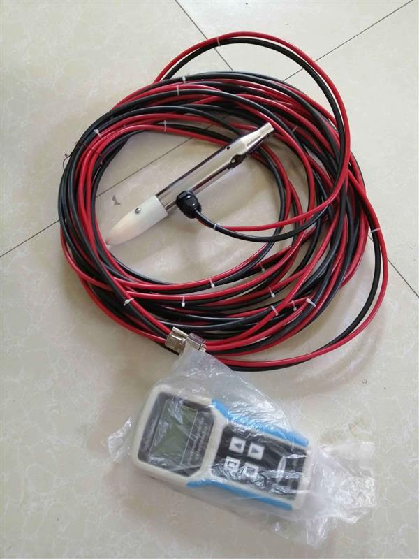 便携式明渠流量计型号:KL199-MGG/KL-DCB