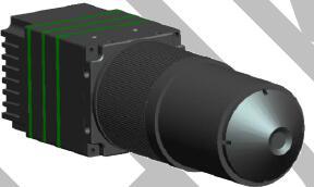 在线式红外测温仪 型号:VY026-K13E3L