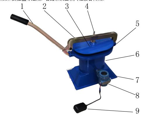 自救器气密校验仪 数显 型号:ZA699-ZJQM-II