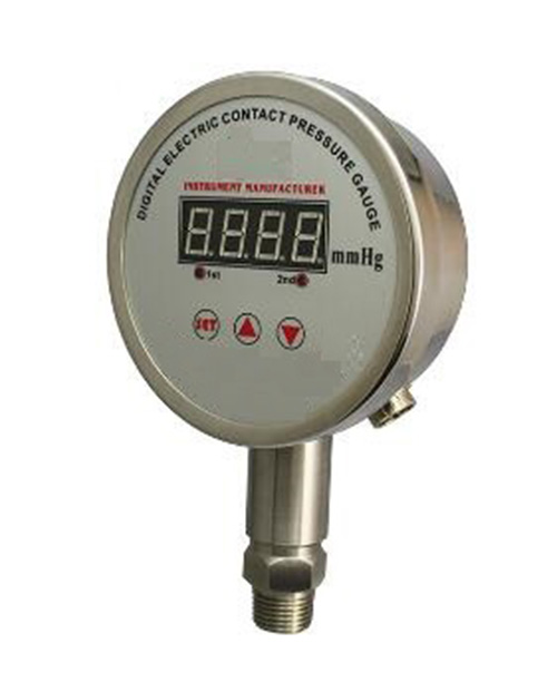 精密数显压力表ZN92-P-ZE25AS-100K