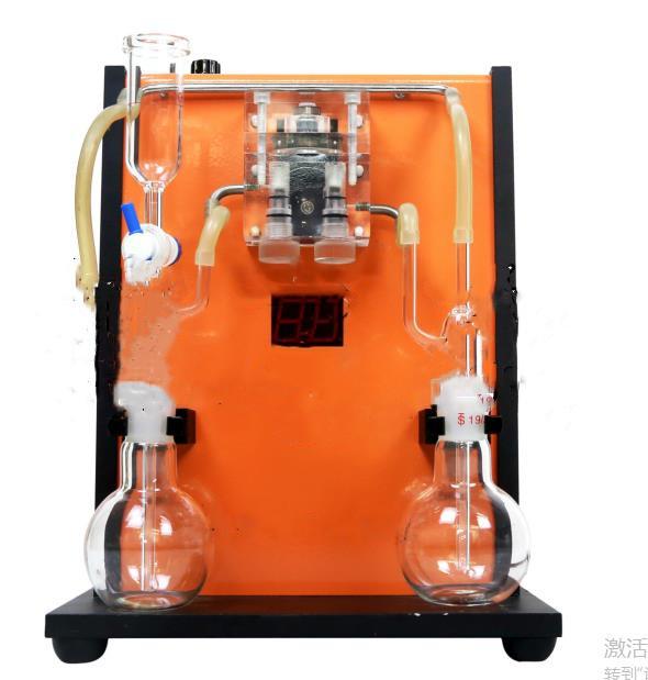 二氧化碳收集测定仪 型号:ZXHD/CO2-BA