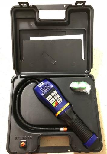 便携式卤素检漏仪(美国) 型号:BJZ4/XP-1A