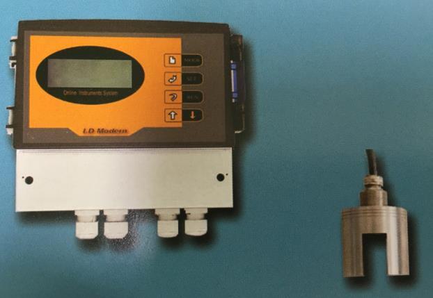 在线超声波污泥浓度计型号:LX11/M399638
